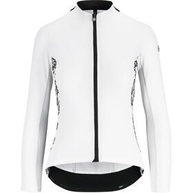 ASSOS UMA GT Maglietta Jersey estiva a maniche lunghe Donna, bianco